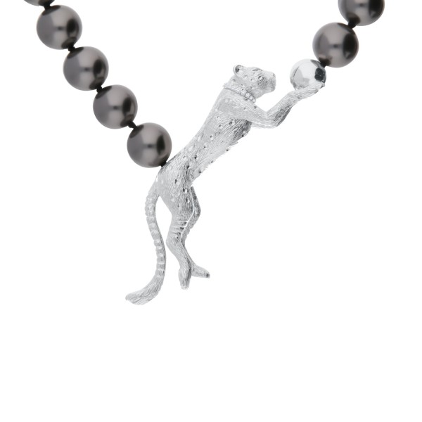 """Collier """"Panther"""" 94220"""